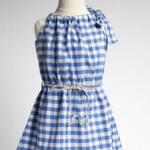 【SALE★70%OFF】DRESS JOSEPHINE COTTON VICHY