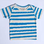 【SALE★50%OFF】BABY T-SHIRTS BLUE STRIPE