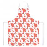 Apron Kids Red