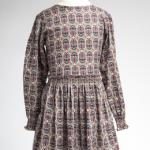 【SALE★50%OFF】 LIBERTY PRINT DRESS