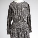 【SALE★50%OFF】 BEIGE STARS DRESS