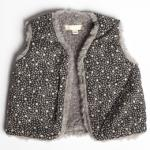 【SALE★50%OFF】 Baby fake fur vest