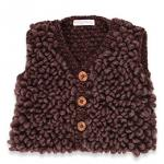 mamy factory ''Cardigan Philbert'' Chocolate