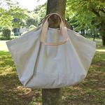 Carryall Natural with natural strap sizeL